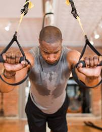 What is TRX training?