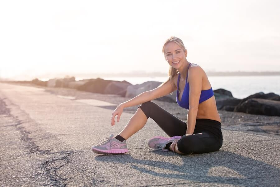 Exercise caution during warm weather workouts